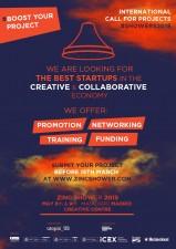 Inscrie-ti proiectul de business pentru a participa la Zinc Shower 2015 – evenimentul international de Economie Colaborativa si Creativa