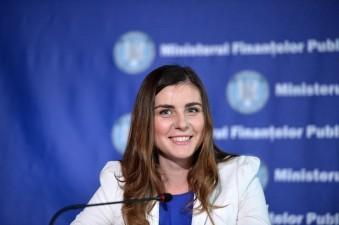 Ioana Petrescu se va ocupa de politica ajutoarelor de stat