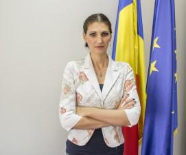 "Anca Ionescu: ""Programele de incurajare si stimulare a infiintarii si dezvoltarii IMM-urilor nu trebuie inchise in sertare, ci puse la dispozitia antreprenorilor"""
