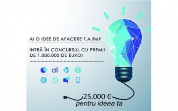 Fii T.A.Re! – Tineri Antreprenori Responsabili premiaza 40 de antreprenori cu cate 25.000 de euro