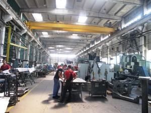Structura de afaceri din Parcul Industrial Moreni, modernizata cu fonduri Regio