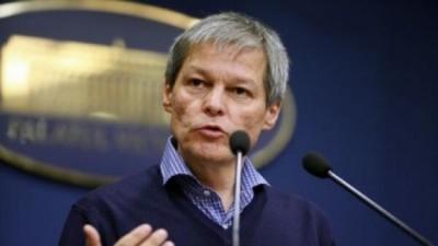 Dacian Ciolos: Peste 50% din comunele din Romania nu-si pot acoperi cheltuielile de functionare