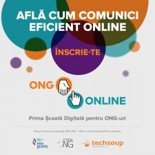 Scoala Digitala pentru ONG-uri – un program gratuit destinat organizatiilor nonprofit se apropie de final