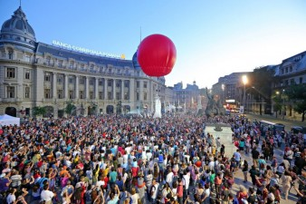 Bucurestiul a depus dosarul de candidatura la titlul de Capitala Europeana a Culturii in 2021