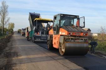 807 milioane euro pentru imbunatatirea infrastructurii rutiere de importanta regionala