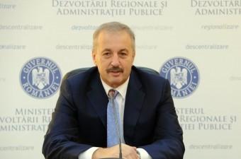 Vasile Dincu: Sunt importante numarul proiectelor si volumul fondurilor europene atrase, dar e importanta si calitatea