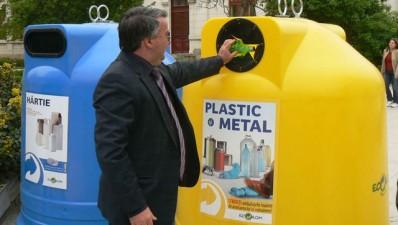 Proiect de 2,3 milioane de euro pentru colectarea deseurilor, derulat in 23 de orase din Romania