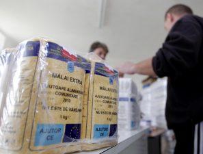 MFE a anuntat ca se distribuie cutiile cu ajutoare alimentare catre primariile din tara