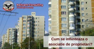 (P) Infiintare asociatie de proprietari: cum sa face?