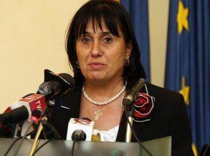Melania Vergu, condamnata definitiv la un an inchisoare cu suspendare pentru fraude cu fonduri europene