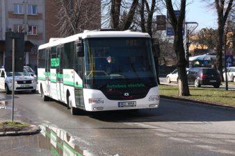 Bani de la BERD pentru noile autobuze din Iasi