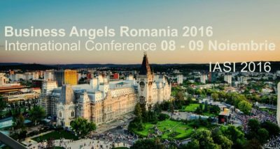 Conferinta internationala Business Angels Romania – Iasi, 8-9 noiembrie