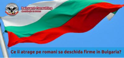 (P) De ce infiinteaza romanii firme in Bulgaria?