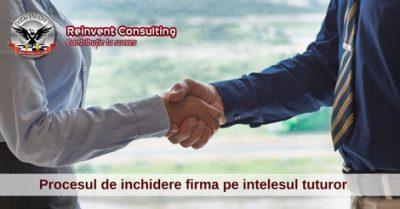(P) Pasii inchidere firma