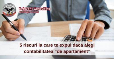 (P) Firma de contabilitate versus contabil de apartament