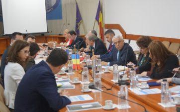 Reabilitarea sectorului irigatiilor din Romania, in atentia companiilor din SUA si Israel