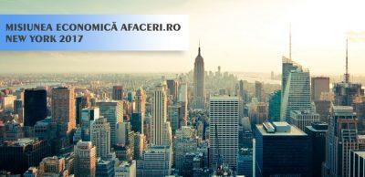 Misiune economica Afaceri.ro in New York destinata  antreprenorilor in cautarea de francize