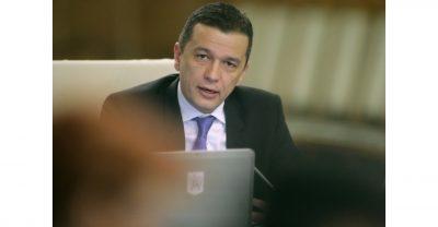 Intrevederea premierului Sorin Grindeanu cu reprezentantii companiei The Carlyle Group