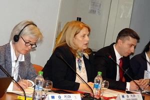 """Conferinta internationala in cadrul proiectului """"Consolidarea cadrului pentru cresterea calitatii serviciilor publice si pentru sprijinirea dezvoltarii la nivel local"""""""