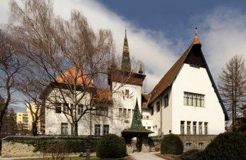 Ansamblul muzeului national Secuiesc din Sfantu Gheorghe intra in reabilitare cu fonduri europene