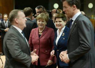 Berlin analizeaza inghetarea fondurilor pentru intrerupatoare UE