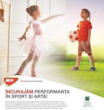 Finantare pentru tineri sportivi si artisti