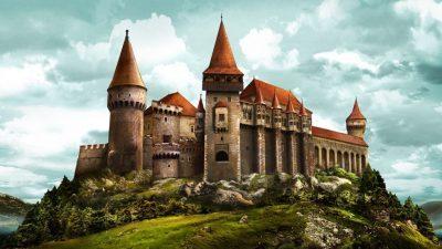 Castelul Corvinilor va fi restaurat prin fonduri europene