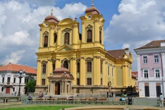 Catedrala Romano – Catolica din Timisoara va beneficia de finantare pentru restaurare din fonduri europene