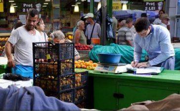 MADR: Amenzi de 77.800 lei pentru administratorii si comerciantii din pietele din Capitala