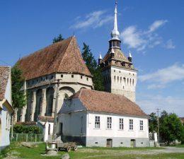 Peste doua milioane de lei pentru restaurarea Ansamblului Bisericii Fortificate Saschiz
