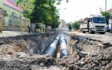 Proiect de peste 118 milioane de lei pentru lucrari de reabilitare a retelelor termice in Oradea