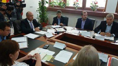 Intalnire de lucru cu fermierii interesati de asociere si de accesarea fondurilor europene in judetul Buzau