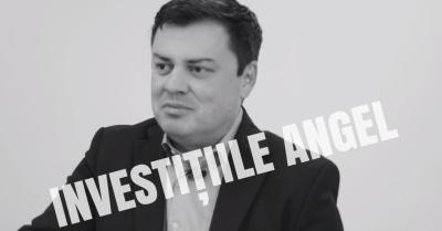 Startup Dictionary: Andrei Pitis despre ce e o investitie de tip angel