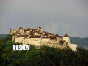 Incinta de vest a cetatii Rasnov va fi reabilitata cu fonduri europene nerambursabile