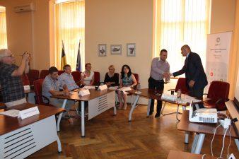11 microintreprinderi din Regiunea Vest au semnat contracte de finantare in cadrul Regio-Programul Operational Regional 2014-2020  cu Agentia pentru Dezvoltare Regionala Vest