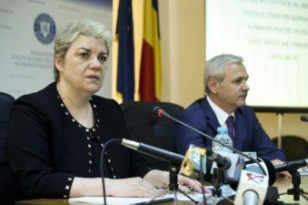 Olt, Teleorman, Giurgiu si Buzau, cei mai multi bani primiti de la Ministerul Dezvoltarii