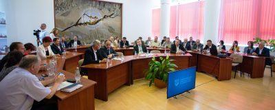 Dezvoltarea economica durabila a regiunii centru se va realiza prin cresterea absorbtiei fondurilor europene si impulsionarea activitatii clusterelor