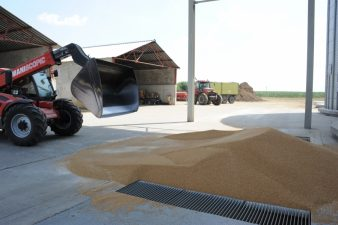 Masuri de fluidizare a traficului destinat transporturilor de cereale