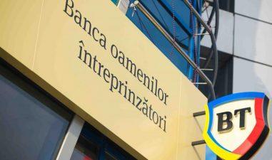 Numarul firmelor mici si mijlocii care folosesc serviciile Bancii Transilvania, in crestere cu 18% in semestrul I 2017