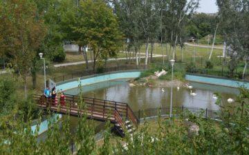 Una dintre cele mai mari Gradini Zoologice din Romania, modernizata pentru ore de biologie tinute in aer liber