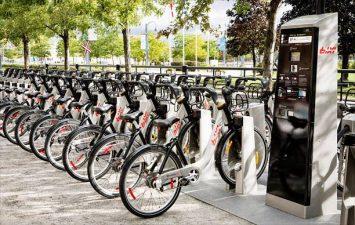"""Iasi Velo City"" – Sistem de bike sharing la Iasi, cu fonduri europene"