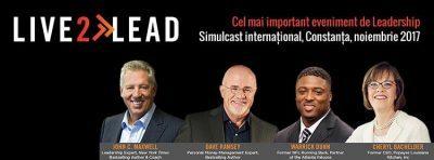 Cel mai important eveniment international de leadership va avea loc toamna aceasta la Constanta