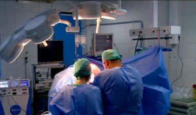 O romanca a donat 400.000 de euro pentru o sala de operatii