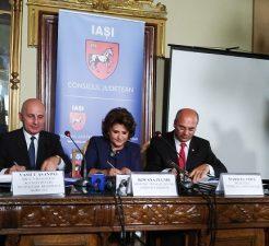 Ministrul Rovana Plumb, la Iasi pentru cea mai importanta investitie de infrastructura rutiera din fonduri europene, din Moldova
