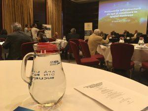 Capitalele din Uniunea Europeana isi reabiliteaza infrastructurile de apa. Provocari similare la Bucuresti si Viena