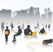 UE aloca 120 milioane de euro autoritatilor locale pentru instalarea de spoturi wi-fi gratuite in zonele publice