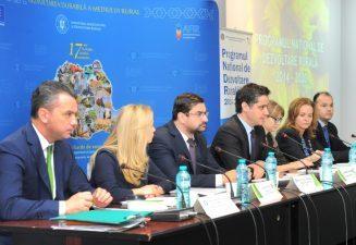 """Conferinta """"PNDR 2014-2020 in sprijinul agriculturii si dezvoltarii rurale din Romania"""""""