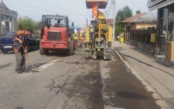 Investitii masive in infrastructura rutiera din judetul Buzau