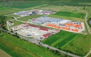 Parcul industrial de langa Sfantu Gheorghe se va extinde cu 22 de hectare