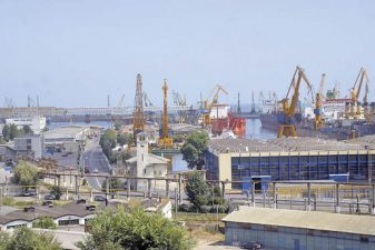 Infrastructura portuara din municipiul Tulcea va fi expertizata tehnic pentru reabilitare